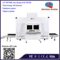 Best Large Baggage Screening Machine , Parcel X Ray Machine Eco Friendly AT100100B wholesale