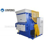 Buy cheap High Capacity Plastic Waste Shredder Machine For Woven Bags Fishnet Cutting from wholesalers