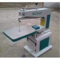 Best MJ High speed woodworking jig saw machine with pinned scroll saw blades wholesale
