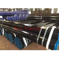 Best Longitudinally Electric Weld Steel Incoloy Pipe 530-1220mm Diameter Grade K60 wholesale