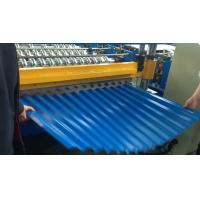 Structural Roof Panel Steel Corrugated Roll Forming Machine Approved CE