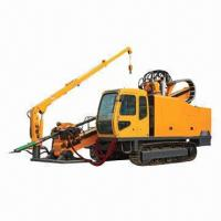 Cheap Horizontal Directional Drilling Rig with 225kW Engine Power and 610kN Push for sale