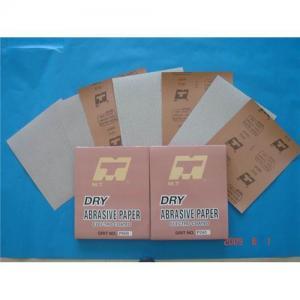 Best Bwt latex dry sand paper-MT AB68PM wholesale