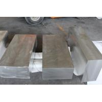 China Magnesium Tooling Plate Forged magnesium plate slab 140Mpa Tensile Strength 63HBW Hardness on sale