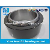 China High Precision Plain Spherical Bearing , GE20ES-2RS Spherical Sliding Bearing on sale