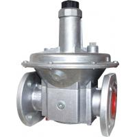 Best Silver Gray Natural Gas Line Regulator Self Service Gas Station Simple Structure wholesale
