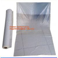 Car Seat Cover Protector Disposable Transparent Seat Protective Covers, Workshop Garage Strong Pull And Durable Seat Cha