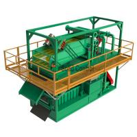 120m3/h Compact Drilling Mud System for TBM Project / Tunnel Boring Machine Mud
