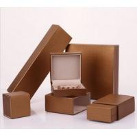 Buy cheap High Quality Gold Paper Jewelry Boxes product