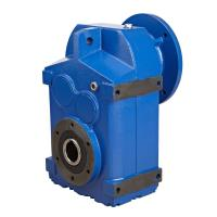 Buy cheap High Speed Hydraulic Shaft Mounted Speed Reducer Gearbox Helical Geared Motors product