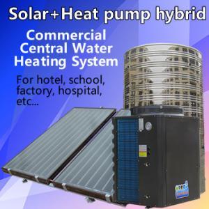 Best Stainless Steel Heat Pump Hybrid Water Heater Freestanding Installation wholesale