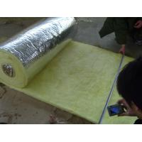Best Glass wool with aluminium foil backing density 24kg/m3 1200*15000*50mm glasswool wholesale