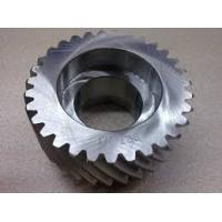 Best High Precison Metal Single Helical Gear For Car With Hobbing / Circular Gears wholesale
