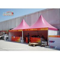 Buy cheap 5×5m White Garden Canopy Tent and Pagoda with Various Colours and Windows for Party from wholesalers