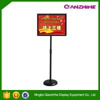 Best Hotel Lobby A3 A4 Sign Holder Snap Frame Poster Menu Display Standing wholesale