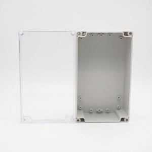 Best 200*120*75mm Clear Plastic Enclosures For Electronics wholesale