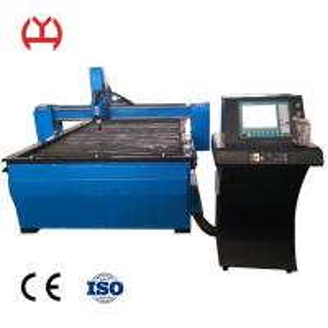 China Bench  CNC Cutting Table , Plasma CNC Machine Servo Motor Drive Anti Collision Holder on sale