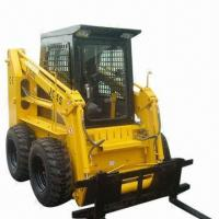 Best Skid Steer Loader, Equipped with Xinchang Engine, 45HP Power, Eaton Pump and Motor wholesale