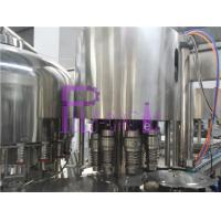 Buy cheap 24 Heads PET Bottle Drinking Water Filling Plant With PLC Control product