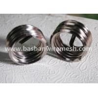 China Screw Locking threaded inserts M2- M60 coating color helicoils inserts Bashan supplier on sale