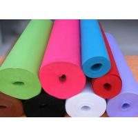 Best Green Needle Punched Non Woven Rolls Non Woven Cleaning Cloths wholesale