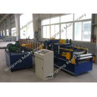 Best High Speed C Channel Roll Forming Machine , Customized Roll Forming Machines wholesale