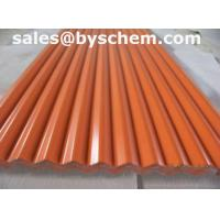 China Prepainted corrugated steel roofing sheets/PPGI coils on sale