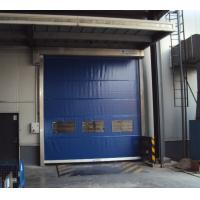 China Interior Motorized Rolling Shutters Warehouse High Speed Door For Entry on sale