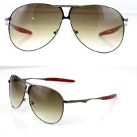 Best Fashionable Ladies Round Metal Frame Sunglasses With CR39 Lens wholesale