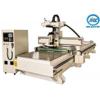 Best Dual Double Spindles 4x8 CNC Wood Router Machine With Double Work table wholesale