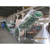 Best High Automatic Pet Bottle Recycling Machine , Double Ladder Type Recycling Granulator Machine wholesale