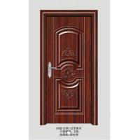 Best Electro - Galvanized Steel Door Panel With Door Jamb 0.8mm Thickness wholesale