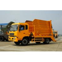 Best 8cbm 4*2 Garbage Collection Truck Waste Removal Transport Vehicles 6-7t Swept Body wholesale