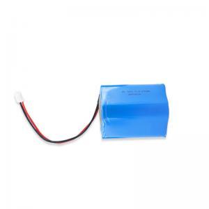 Best Custom Samsung 18650 14.8V 2500mAh Lithium Ion Battery Pack wholesale