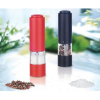 ABS Electric pepper mill grinder with light