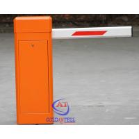 Best Automatic Road Boom Barrier For Car Parking And Highway Toll System , Vehicle Access Parking Barrier Gate wholesale