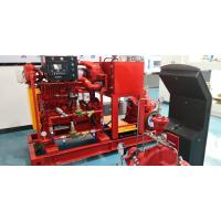 Best High Precision 1000GPM Fire Fighting Pumps 370 Feet For Oil / Gas Industry wholesale