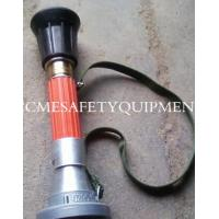 Cheap Fire Hose Nozzle for fire fighting equipment for sale