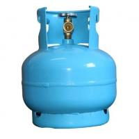 China Propane Tank LP Household Gas Cylinder Compressed 5kg For Cooking on sale