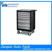 Best Economy Metal Mobile Tool Cabinet 6 Drawer Rolling Tool Cabinet Tool Chests Tool Trolley With Tools wholesale