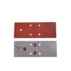 China Solvent Resistant 380V 240V 220V 110V Tape Polyimide Film Heater on sale