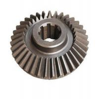 Best Custom High Precision Steel Pinion Straight Tooth Bevel Gear 8.0mm - 200mm OD wholesale