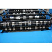 China Steel Deck Forming Machine 8 - 10m Every Minute High Speed Industrial on sale