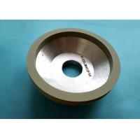 Best Resin Bond Small Diamond Grinding Wheels Customize Shapes And Size wholesale