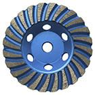 China Turbo diamond cup wheel for granite,competitive price with high quality,cutting fast on sale