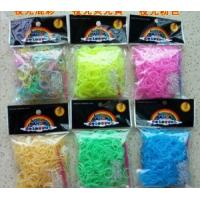 Best 2014 new rainbow loom bands kit  / 2014 Fashion DIY Rainbow Loom Bands for Kids Gifts wholesale