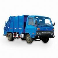 Best Compression Type Garbage Truck with Diesel Fuel Type and EQ1110GLJ Chassis Type wholesale