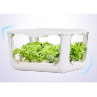 Best PVC 15 Holes 24V Vertical Hydroponic Growing Systems wholesale