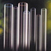 China UV-stop Quartz Glass Tube with High Density Discharge Lamps on sale