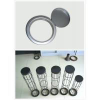 Best High Strength Filter Parts Filter Cage Top And Bottom Cap Easy To Install wholesale